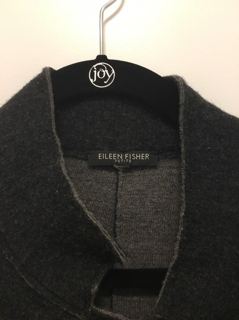 Eileen Fisher Trench Coat Image 3