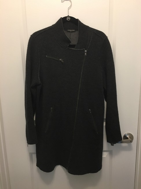 Eileen Fisher Trench Coat Image 4