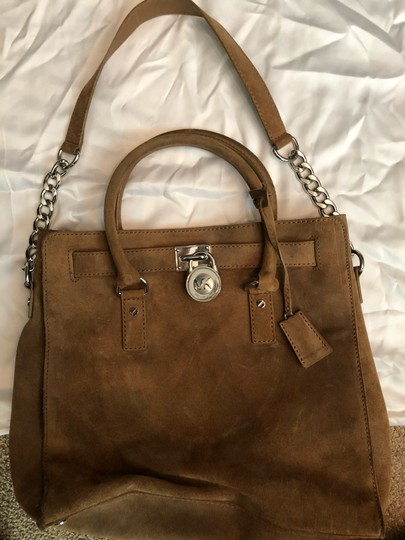 MICHAEL Michael Kors Satchel in brown Image 4