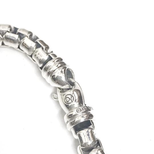 David Yurman LIKE NEW CONDITION!! David Yurman Extra Large Box Chain Bracelet Image 2