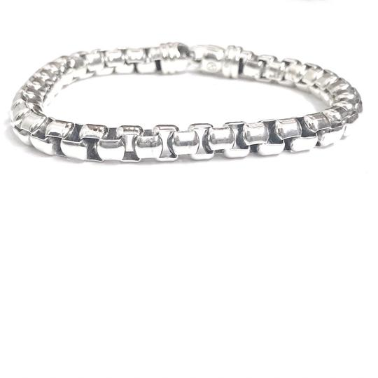 David Yurman LIKE NEW CONDITION!! David Yurman Extra Large Box Chain Bracelet Image 3