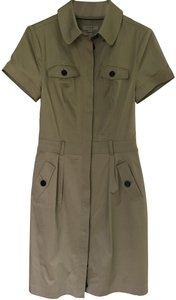 Burberry Military Dress
