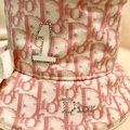 Dior RARE Girly Diorissimo Bucket Image 2