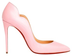 Christian Louboutin Pigalle Follies Scallop So Kate Pink Pumps