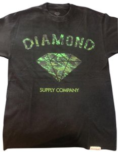 Diamond Supply Co. T Shirt black