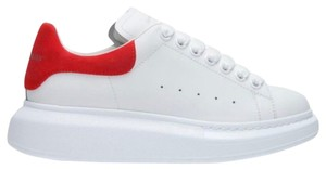 Alexander McQueen white/red Athletic