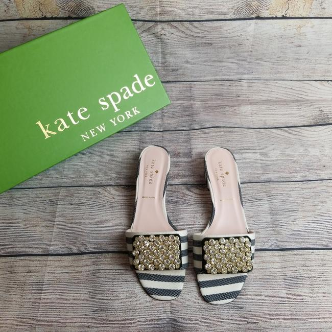 Kate Spade Black and Cream Mazie Formal Shoes Size US 6.5 Regular (M, B) Kate Spade Black and Cream Mazie Formal Shoes Size US 6.5 Regular (M, B) Image 1
