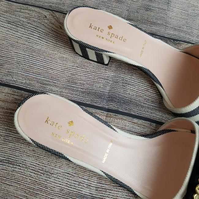 Kate Spade Black and Cream Mazie Formal Shoes Size US 6.5 Regular (M, B) Kate Spade Black and Cream Mazie Formal Shoes Size US 6.5 Regular (M, B) Image 3