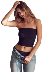 Out From Under Tube Spring Summer Top Black