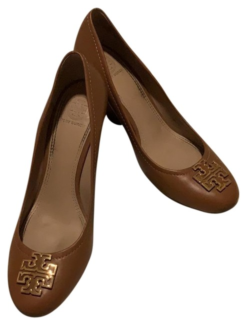 Item - Brown Wedges Size US 7.5 Regular (M, B)