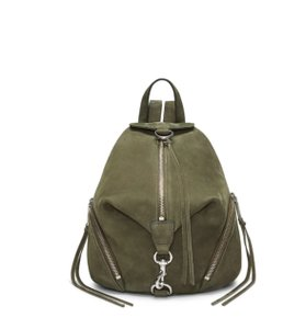 Rebecca Minkoff Nubuck Leather Backpack