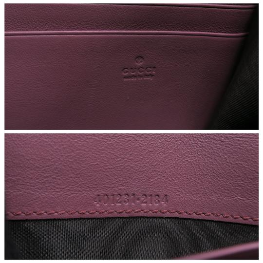 Gucci Canvas Blooms Mini Shoulder Bag Image 11