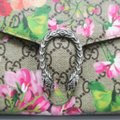 Gucci Canvas Blooms Mini Shoulder Bag Image 5