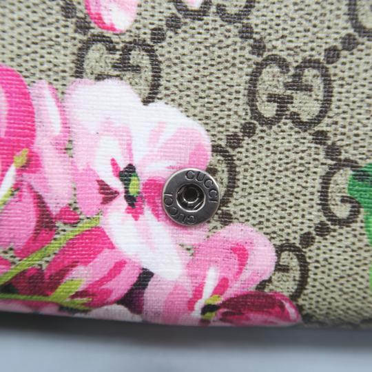 Gucci Canvas Blooms Mini Shoulder Bag Image 7