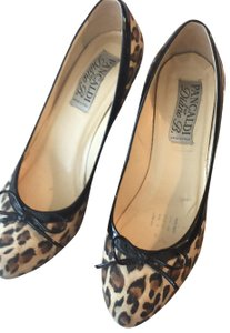 Pancaldi cheetah print Wedges
