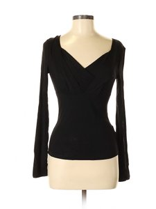 Ronen Chen Modal Top Black