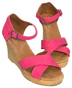 19f5f871d62 TOMS Wedges Up to 90% off at Tradesy