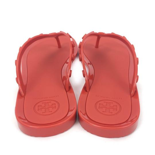 Tory Burch orange Sandals Image 3
