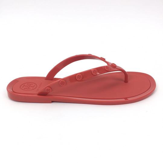 Tory Burch orange Sandals Image 5