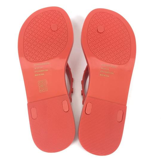 Tory Burch orange Sandals Image 7