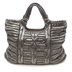 Anya Hindmarch Tote in Pewter