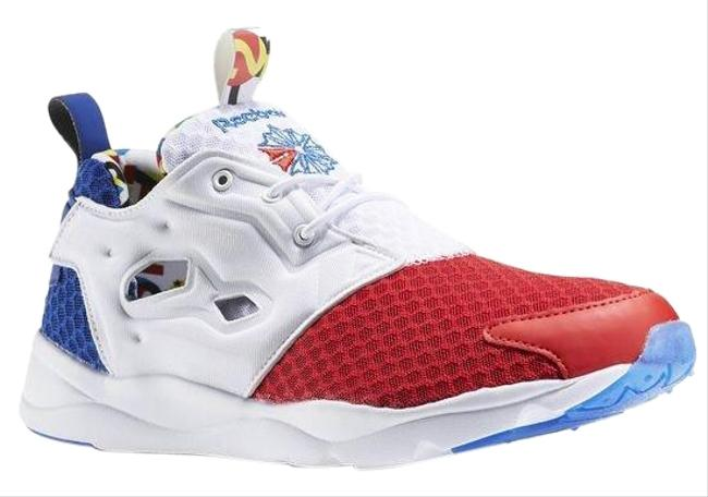 Reebok Red White Blue Flags Of Glory