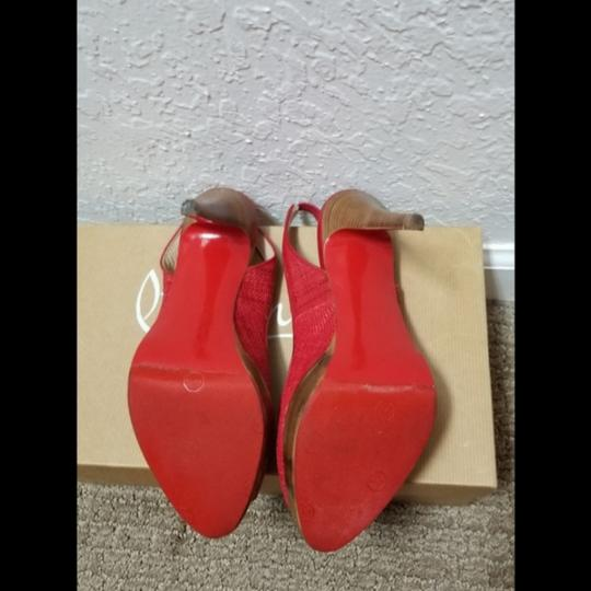 Christian Louboutin Red Pumps Image 8