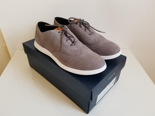 Cole Haan Suede gray Flats Image 1