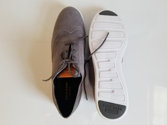 Cole Haan Suede gray Flats Image 10