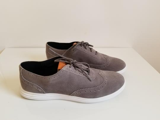 Cole Haan Suede gray Flats Image 2