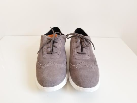 Cole Haan Suede gray Flats Image 3