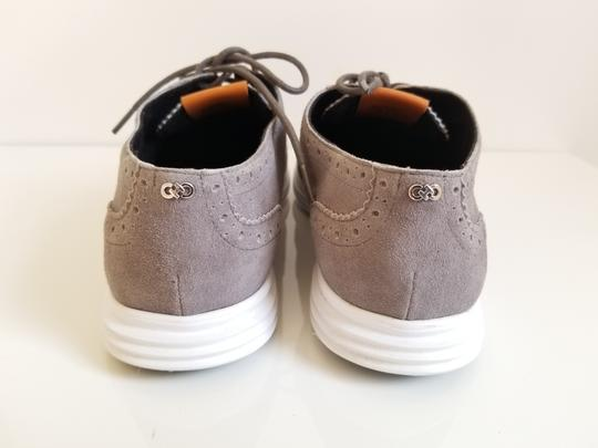 Cole Haan Suede gray Flats Image 4