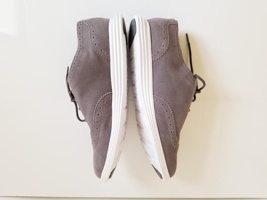 Cole Haan Suede gray Flats Image 5