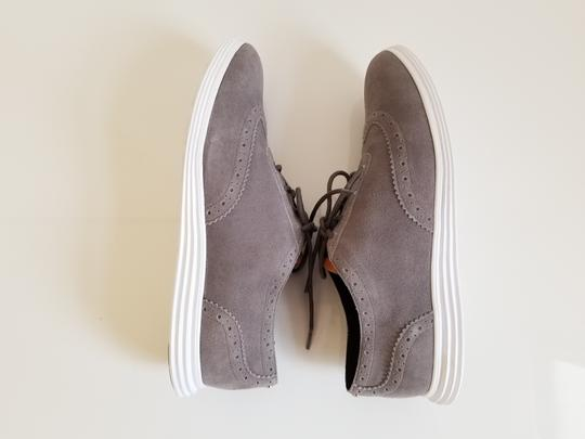 Cole Haan Suede gray Flats Image 6