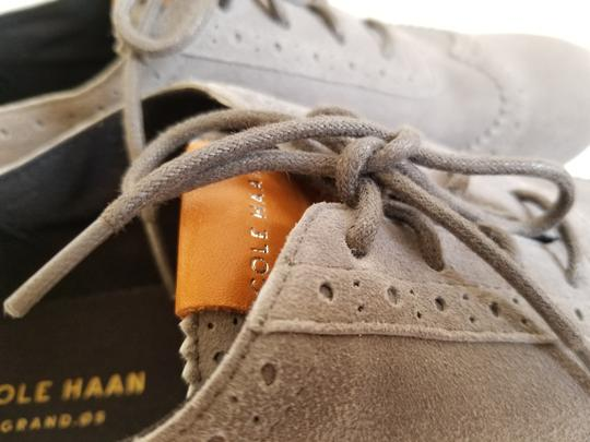 Cole Haan Suede gray Flats Image 7