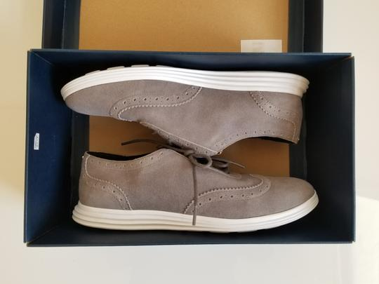 Cole Haan Suede gray Flats Image 8