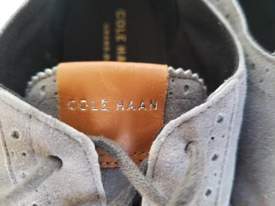 Cole Haan Suede gray Flats Image 9