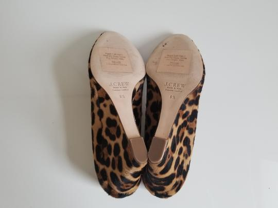 J.Crew brown, tan Wedges Image 2