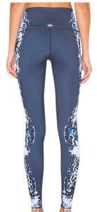 Alo ALO High Waist Airbrush Legging Dark Crystal Sky