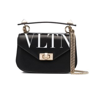 Valentino 9evlcx001 Vintage Cowhide Leather Cross Body Bag