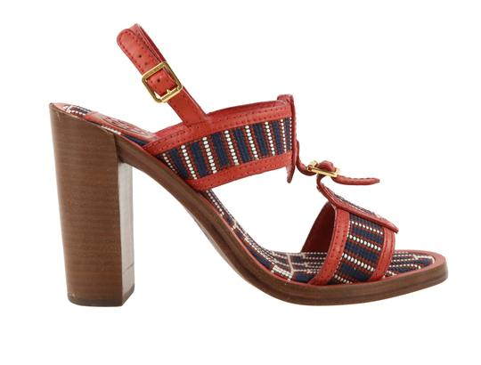 Tory Burch Red Pumps Image 0