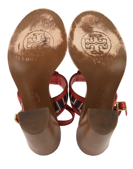 Tory Burch Red Pumps Image 10