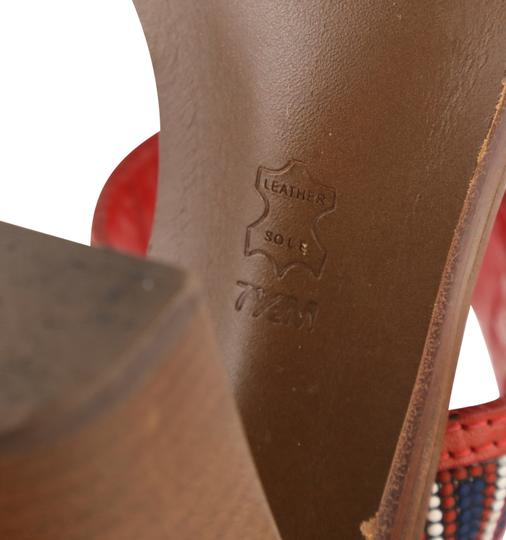 Tory Burch Red Pumps Image 11