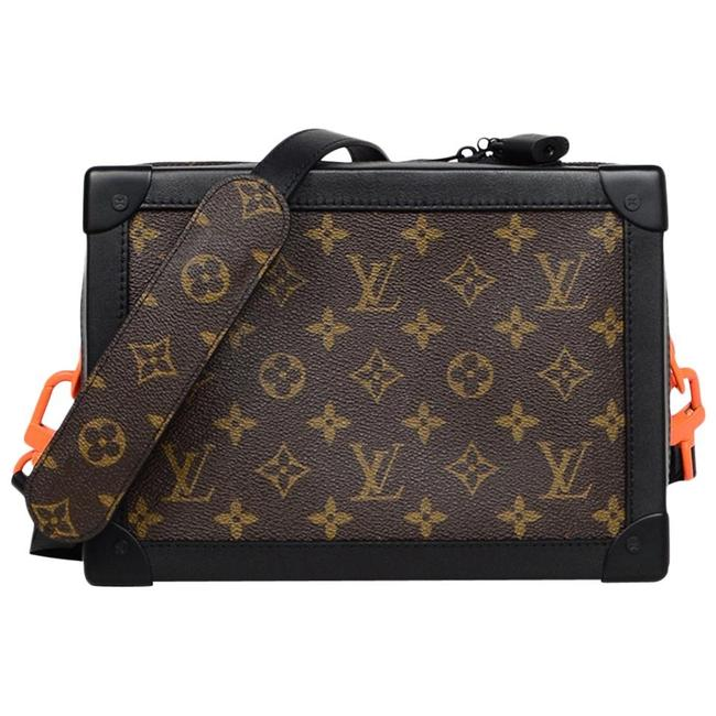 Item - Soft Trunk Solar Box 2019 Cruise Virgil Abloh Ray Pop Up Brown Monogram Shoulder Bag