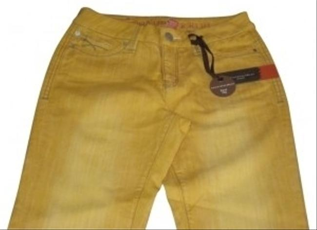 Preload https://item5.tradesy.com/images/christopher-blue-banana-yellow-acid-contemporary-boot-cut-jeans-size-26-2-xs-25584-0-0.jpg?width=400&height=650