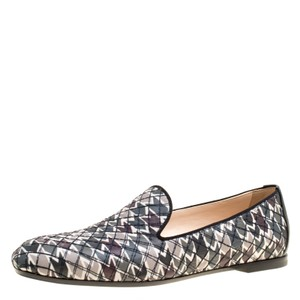 Bottega Veneta Leather Multicolor Flats