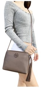 Tory Burch Womens Leather Cross Body Bag