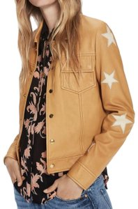 Scotch & Soda Sahara Leather Jacket