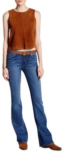 JOE'S Icon New With Tags Flare Leg Jeans-Dark Rinse