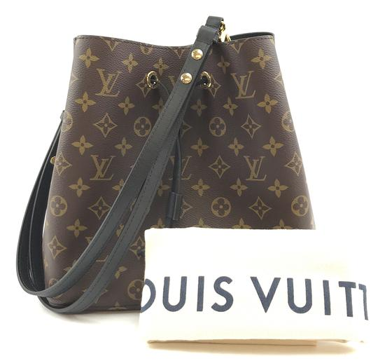 Louis Vuitton Monogram Bucket Neo Noe New Model Shoulder Bag Image 1